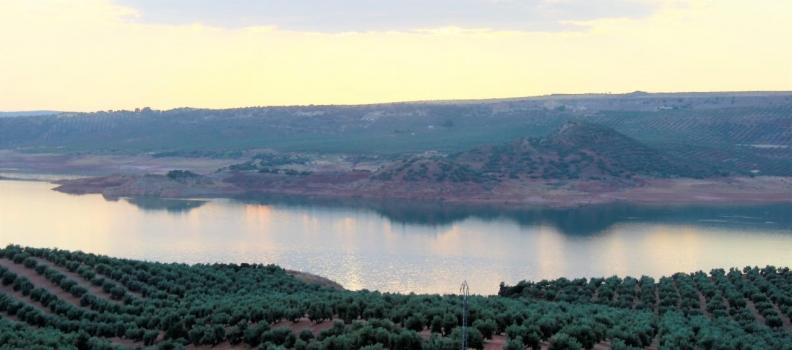 La reserva hidráulica está al 37,8% de su capacidad