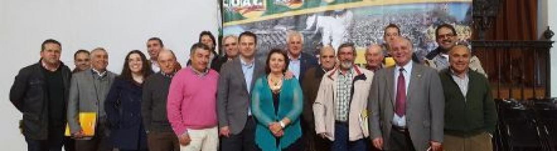 Juan Luis Ávila, reelegido secretario general de la COAG en Jaén