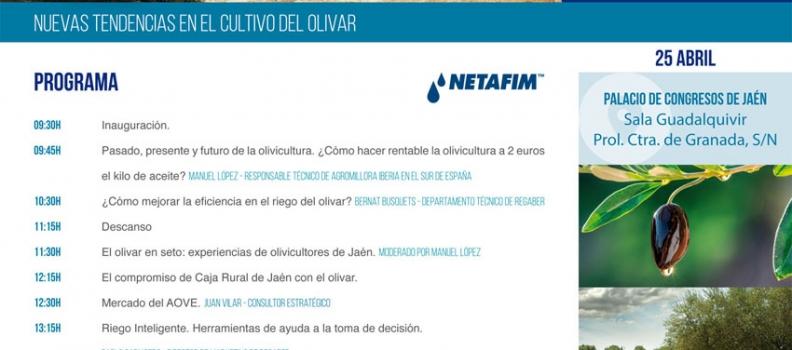 """IFEJA acoge una jornada sobre """"Nuevas tendencias en el cultivo del olivar"""""""