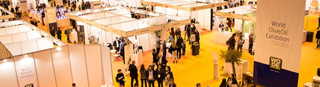 La World Olive Oil Exhibition (WOOE) ultima una nueva edición, encuentro que se celebrará en Madrid los días 27 y 28 de marzo