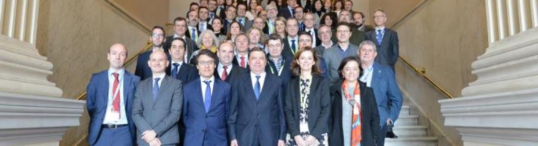 Luis Planas valora la labor de la AICA como referente para lograr unas relaciones justas en el sector agroalimentario