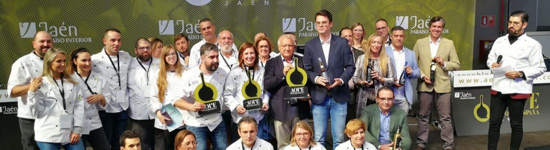 Montes Ortiz, del blog Manzana y Canela, gana el evento gastronómico AOVE Blogger 2019 de la Diputación de Jaén