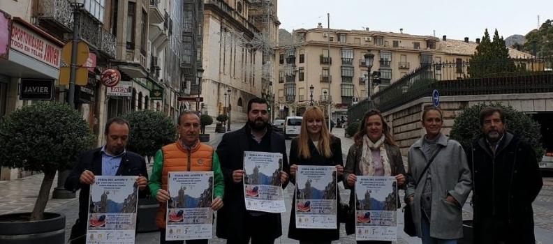 El Ayuntamiento de Jaén organiza la Feria del Aceite y el Concurso Nacional de Cortadores de Jaén para dar visibilidad a la Catedral y con un objetivo solidario