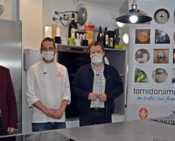 Las recetas on line de José Luis Navas darán protagonismo a los AOVEs tempranos de Torredonjimeno