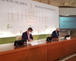 La Diputación apoya con otros 25.000 euros la puesta en funcionamiento de la IGP Aceite de Jaén
