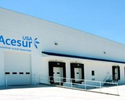 Acesur inicia las obras de construcción de su planta de envasado en Estados Unidos