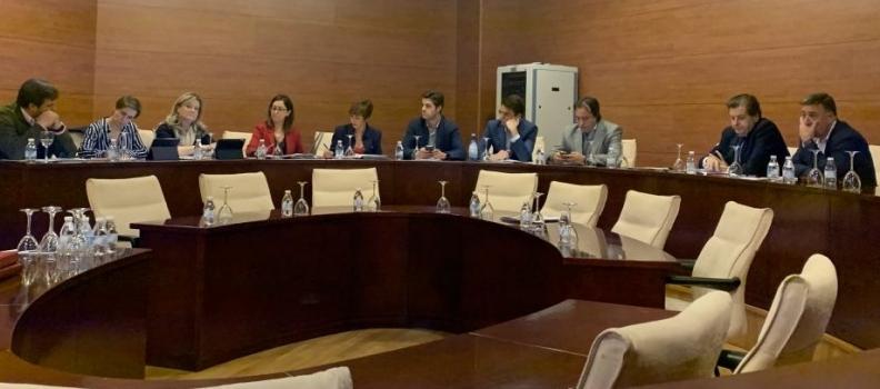 África Colomo, nueva presidenta del Consejo de Administración de Ferias Jaén