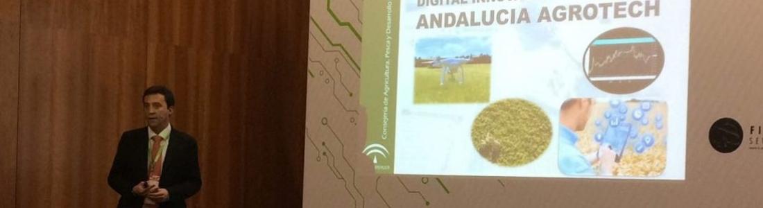 """""""Andalucía Agrotech"""" acelerará la digitalización del sector agrolimentario en sus vertientes productiva, logística y comercial"""
