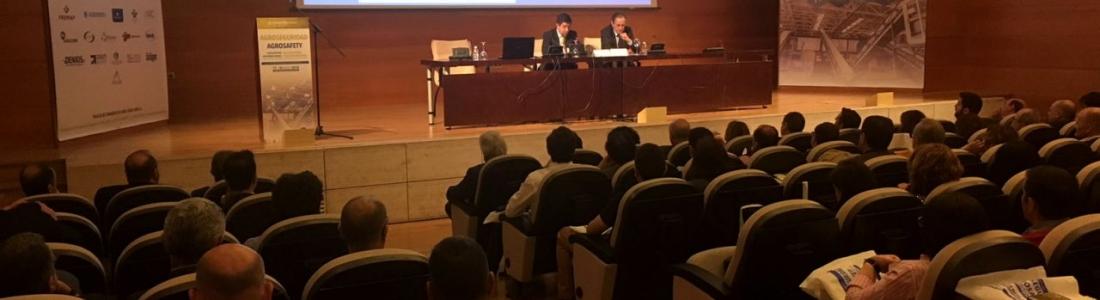 La primera edición de Agroseguridad convierte a Jaén en foro de debate sobre la salud laboral en el sector agrario