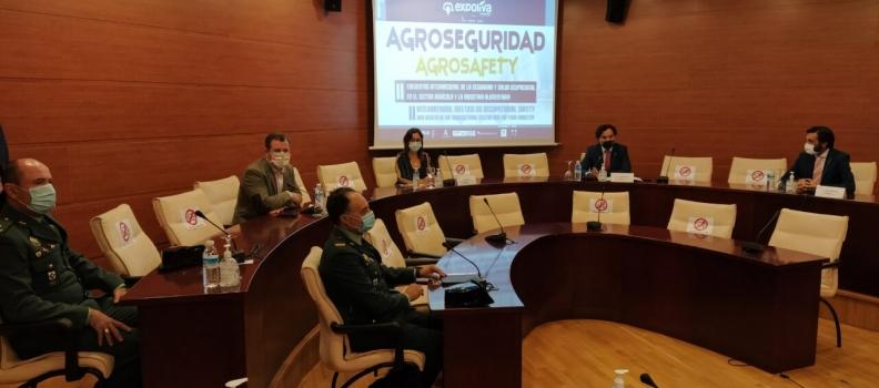 Más de 300 profesionales de diez países participan en el Encuentro Internacional Agroseguridad 2020