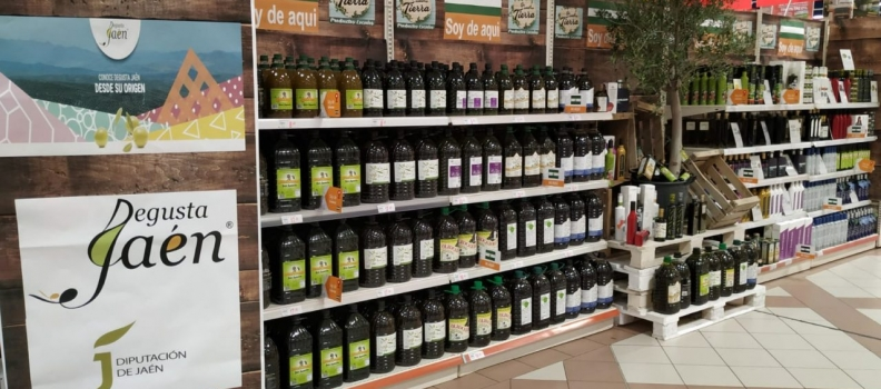 Los productos de la iniciativa «Degusta Jaén» llegan a Linares