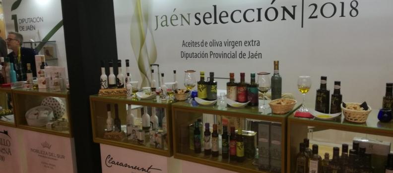 Más de medio centenar de empresas de Jaén muestran sus productos en Alimentaria
