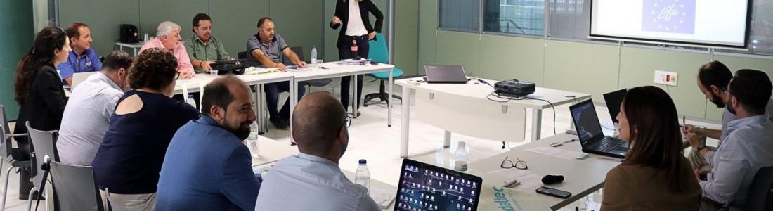 Andaltec coordina el proyecto europeo «Compolive», que busca generar nuevos biocomposites a partir de los residuos de la poda del olivar