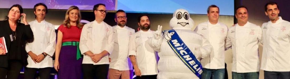 Andalucía Sabor acoge la presentación de los chefs encargados de la gala de la Guía Michelin España&Portugal 2020
