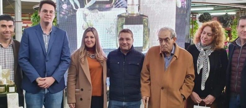 Presentado el aceite Andújar Flamenca AOVE Parfum
