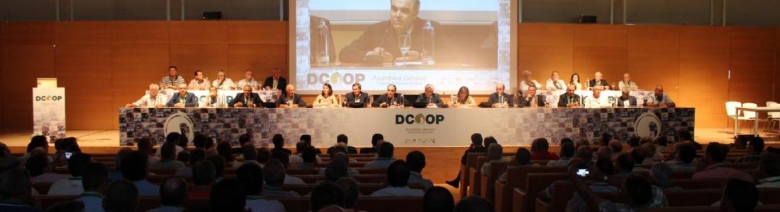 Dcoop elige a Antonio Luque presidente de su consejo rector y aprueba las cuentas del ejercicio 2015