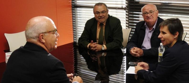 ASAJA informa a la delegada de Agricultura sobre las necesidades del sector agroganadero de Jaén