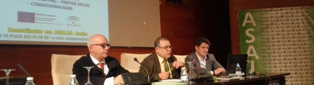 Jornadas de formación de ASAJA-Jaén sobre sanidad vegetal