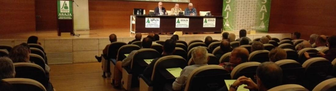 Jornadas de ASAJA-Jaén sobre sanidad en el olivar