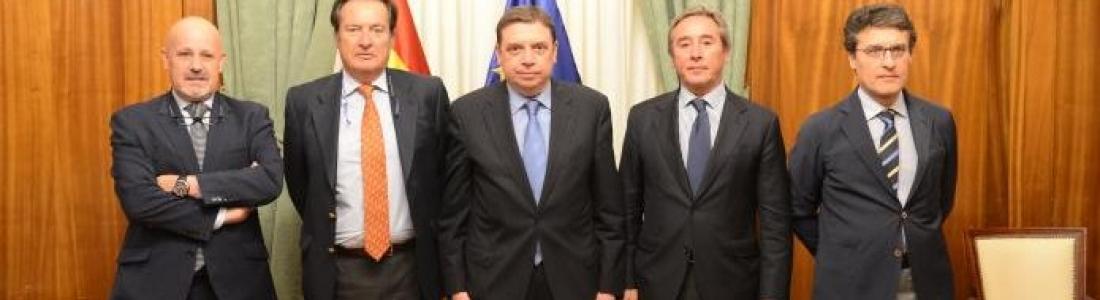 Luis Planas: La Comisión Europea está dispuesta a actuar ante la OMC tras la confirmación de los aranceles a la aceituna negra de mesa