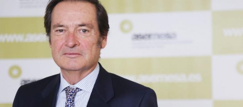 Carlos Camacho deja la presidencia de ASEMESA