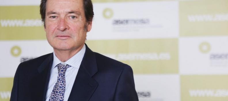 Carlos Camacho, nuevo presidente de Asemesa