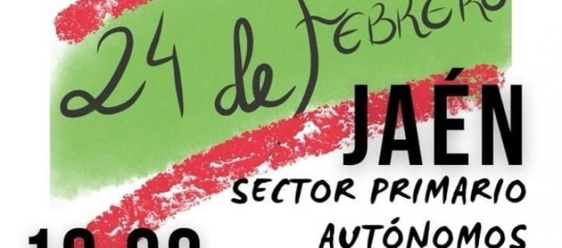 Asolite secundará mañana el paro y la marcha motorizada en Jaén en defensa del sector primario