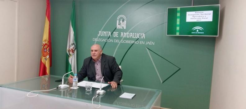 Balbín hace balance de gestión y destaca el abono de 315 millones de euros de la PAC en Jaén