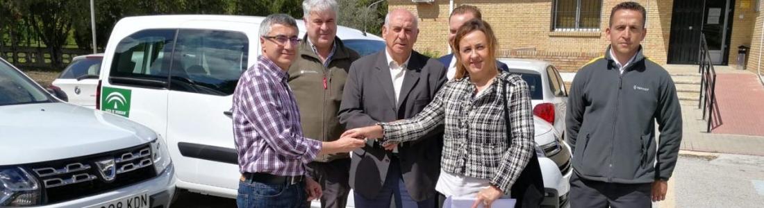 Agricultura reconoce la labor de proximidad de las nueve OCAs de la provincia con los agricultores y ganaderos jiennenses