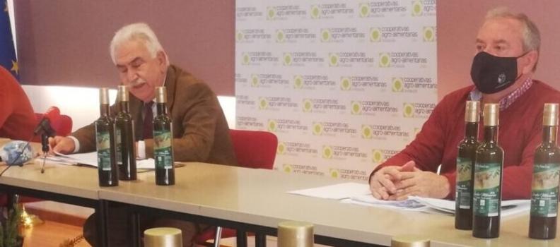 """Cooperativas Agro-alimentarias de Jaén califica de """"cierta normalidad"""" la campaña de la aceituna, cuya recogida cifra en un 20%, con excelentes salidas y precios y rendimientos bajos"""