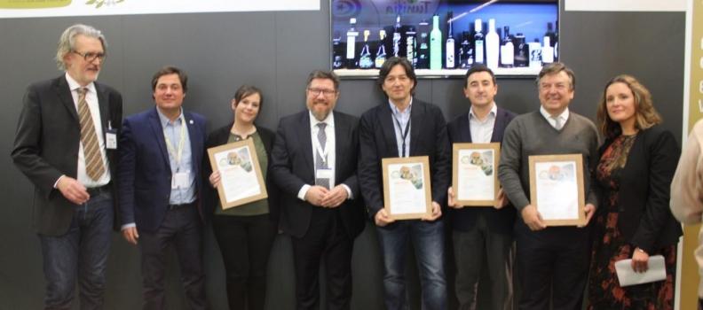 Andalucía vuelve a copar los premios a los mejores aceites de oliva ecológicos en Biofach