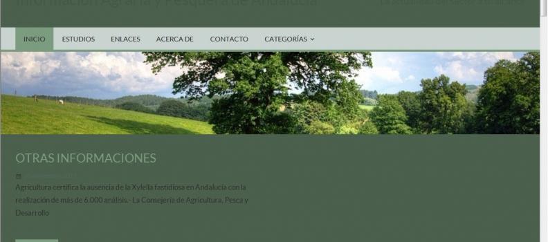 Agricultura lanza un nuevo blog digital de información agraria
