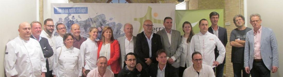 Tierra Adentro unirá a blogueros gastronómicos, restauradores y los aceites «Jaén Selección» en el curso AOVE Blogguer