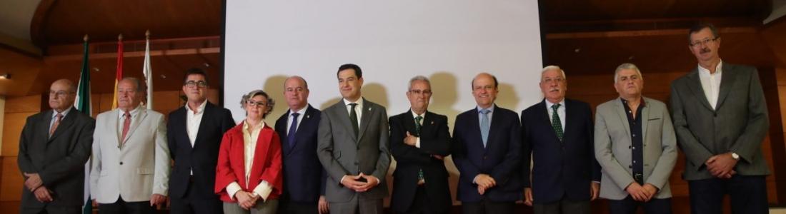 Moreno asegura que su Gobierno invertirá para hacer llegar el aceite de oliva a nuevos mercados