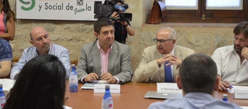 El CES Provincial de Jaén demanda entre sus recomendaciones un laboratorio oficial agroalimentario y un panel de cata reconocido