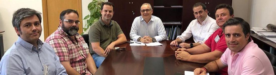 UPA y COAG aúnan esfuerzos con la CHG para conseguir la regularización definitiva de los riegos del olivar en Jaén