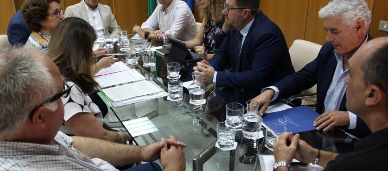 Junta y CSIC crearán un grupo de trabajo para intensificar su colaboración en materia de investigación e innovación agraria