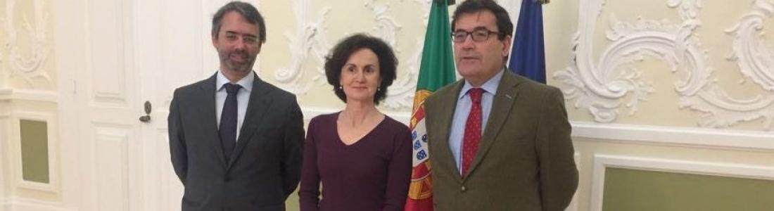 Cabanas mantiene una nueva reunión con sus homólogos de Francia, Italia y Portugal para tejer alianzas de cara al futuro de la PAC