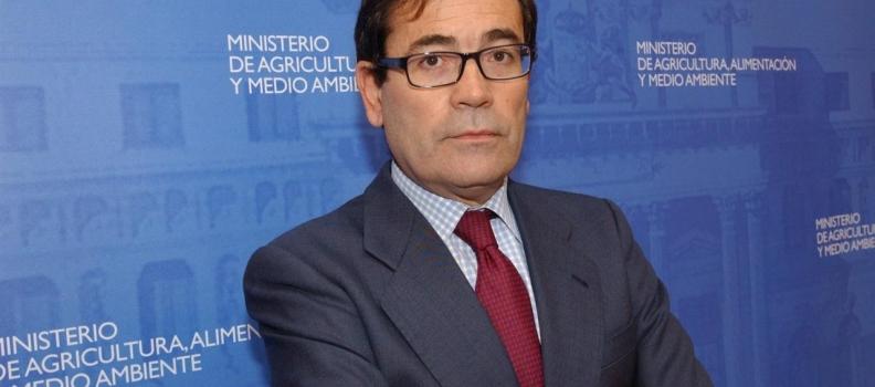 Carlos Cabanas sustituye a García Tejerina en la secretaria general de Agricultura