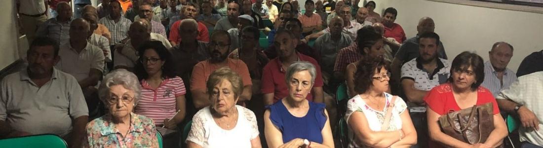 La fusión de las cooperativas de Cabra del Santo Cristo se unen a la integración de las de Jaén