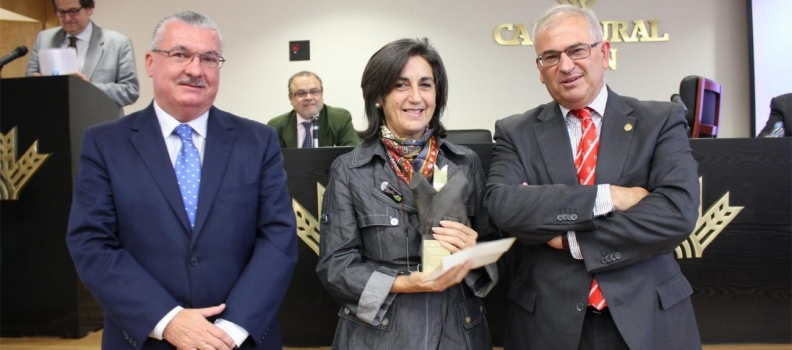 La Caja Rural de Jaén entrega el II Premio de Investigación Científica en Olivar
