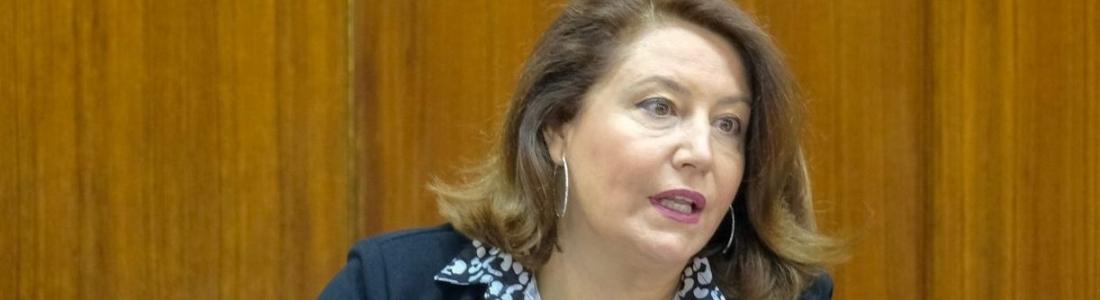 """Carmen Crespo pide """"altura de miras"""" a todas las formaciones políticas para alcanzar el necesario Pacto del Agua"""