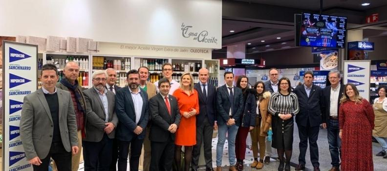 La Casa del Aceite presenta en Madrid su nuevo espacio en El Corte Inglés de Sanchinarro
