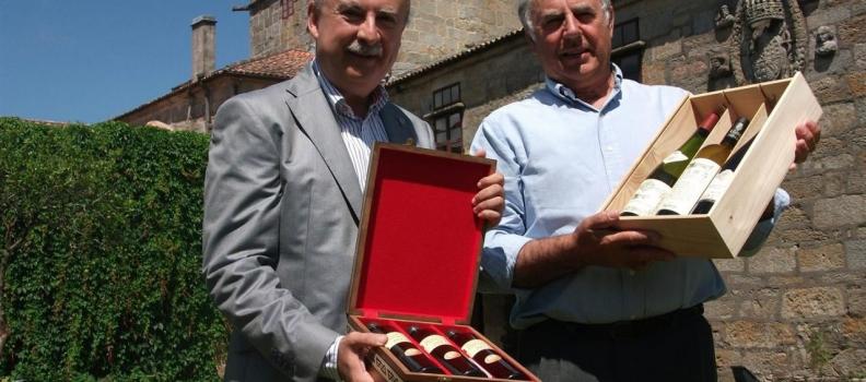 La DOP Sierra de Cazorla y El Corte Inglés ofrecen un menú que promociona el vino gallego y el aceite de oliva virgen extra cazorleño