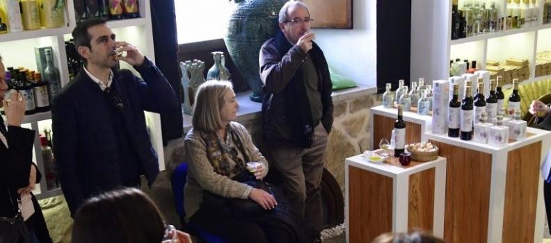 El Centro de Interpretación Olivar y Aceite acoge la presentación, cata y degustación de Nobleza del Sur