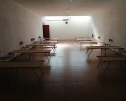 El Ayuntamiento de Jaén dota de 58 camas lavables el Centro de Transeúntes para mejorar la prevención y los protocolos anticovid