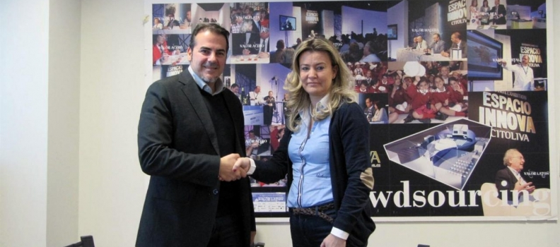 Citoliva, Inoleo y Spanish Olive Technology firman un acuerdo en materia de I+D+i