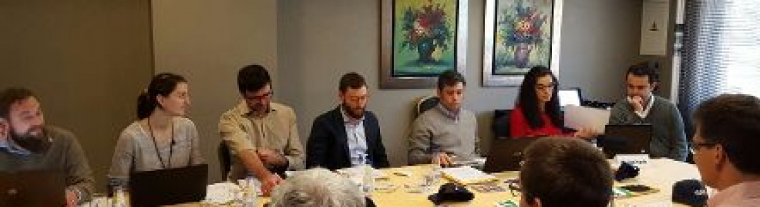 COAG-Jaén debate sobre relevo generacional en un proyecto de ámbito europeo