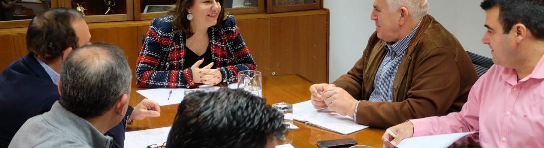 COAG Andalucía traslada a la consejera de Agricultura su análisis sobre la situación del campo y los retos del sector agrario