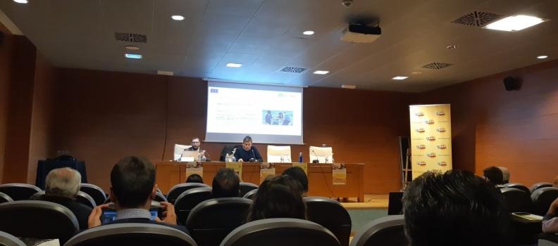 Se presenta en Jaén Care-T-Farms, proyecto europeo con el que se forma al agricultor para trabajar con personas con discapacidad